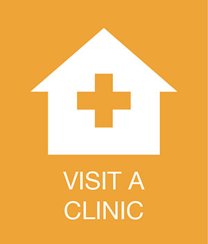Visit a clinic